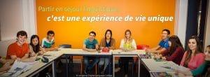 Séjour linguistique  : apprendre tout en découvrant